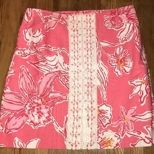 Lilly Pulitzer Women's Sz4 Skirt